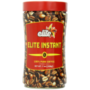Elite Coffee Instant Tin 7-Ounce Tins (Pack of 2)