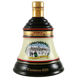Bell's Christmas Decanter 1989