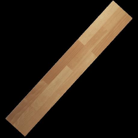Achim Home Furnishings VFP2.03M10 3-Foot by 6-Inch Tivoli II Vinyl Floor Planks, Maple