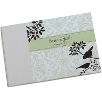 Personalized Guest Book