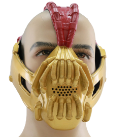 Bane Mask Replica for Halloween Mask Cosplay Props