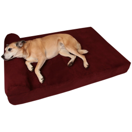 Big Barker 7 Pillow Top Orthopedic Dog Bed for Large