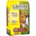 CANIDAE Life Stages Chicken Meal & Rice Formula For Dogs