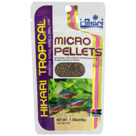 Hikari Usa Inc AHK21108 tropical Micropellets