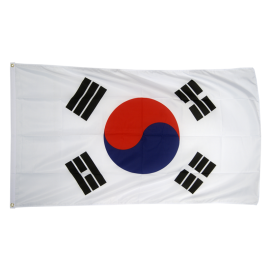 South Korea 3ft x 5ft Nylon Flag