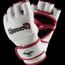 Hayabusa Pro MMA White Gloves