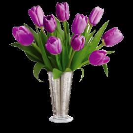 Tantalizing Tulips Bouquet