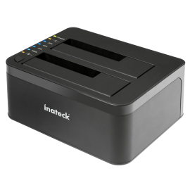 Inateck® USB 3.0 to SATA Dual Two Bays USB 3.0 External Hard Drives