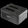 Inateck® USB 3.0 to SATA Dual Two Bays USB 3.0 External Hard Drives