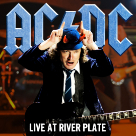 AC-DC Live at River Plate (2 CDs)