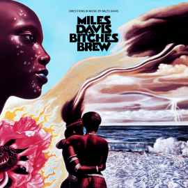 Album Bitches Brew by Miles Davis
