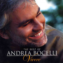 Album The Best of Andrea Bocelli- Vivere
