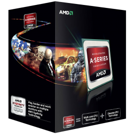 AMD A8-5600K APU 3.6Ghz Processor AD560KWOHJBOX