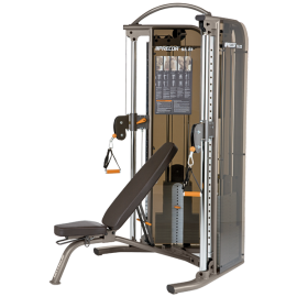 Precor S3.23 Functional Trainer with Bench