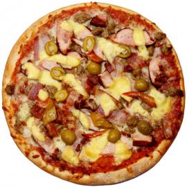 Chilli Pizza