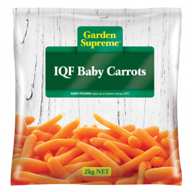 Garden Supreme IQF Baby Carrots