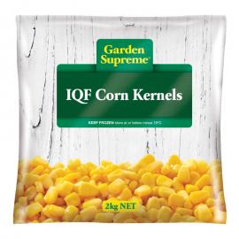 Garden Supreme IQF Supersweet Corn Kernels