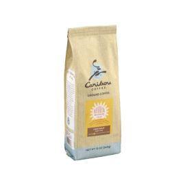 Caribou Coffee Ground Coffee Daybreak Morning Blend Light Roast