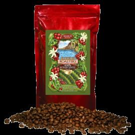 Hawaii Roasters 100% Kona Coffee Medium Roast Whole Bean 14-Ounce Bag