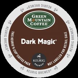 Keurig Green Mountain Coffee Dark Magic K-Cup packs 72 Count