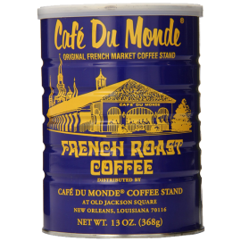 Cafe Du Monde Coffee French Roast 13-Ounce (Pack of 3)