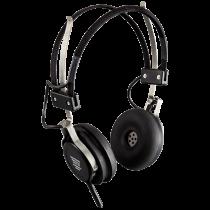 FAA TSO approved listen-only headphones