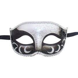 Burlesque-Boutique Sparkle Venetian Mardi Gras Halloween Costume mask