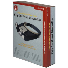 Multipower LED Binohead Magnifier