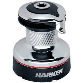 Harken 20STC 1-Speed Chrome Self-Tailing Winch