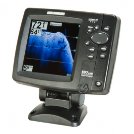 Humminbird 597ci HD DI GPS_Fishfinder Combo