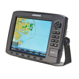 Lowrance HDS Gen2 Fishfinder_Chartplotters