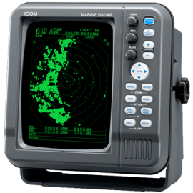 MR-1000RII CRT MARINE RADAR