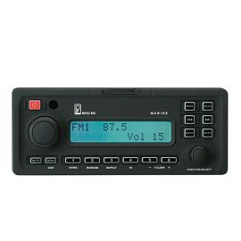 Poly-planar MRD80i Marine Stereo Receiver