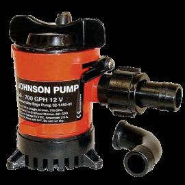 Boat submersible bilge pump (electric)