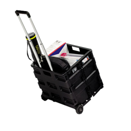 Stow And Go Crate Cart
