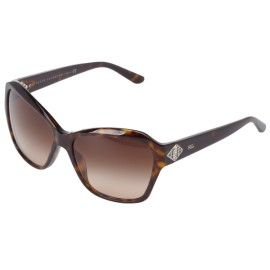 Ralph Lauren Womens 0RL8095B 500111 Butterfly Sunglasses