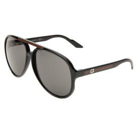 Gucci 1627-S Aviator Sunglasses