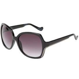 Ivanka Trump It 012 10 Butterfly Sunglasses,Black,58 mm