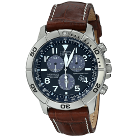 Titanium Eco-Drive Watch