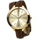 Runway Brown Watch