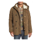 2-in-1 Parka Bomber Jacket