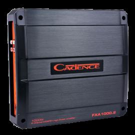 Cadence Flash FXA1000.2 1000 Watt 2-Channel Class A-B Car Audio Amplifier Amp