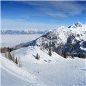 Nassfeld, between Italy and Austria