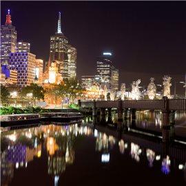 Melbourne City, Australia