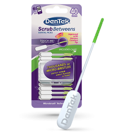 Scrub Betweens Dental Pick