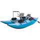 Outcast Fish Cat 13 Inflatable 2-Person Pontoon Boat