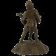 Bronze Sculpture Human Figurine Handmade In India