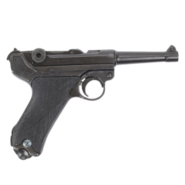 German WWII P08 Luger New Made Display Non-Firing Pistol