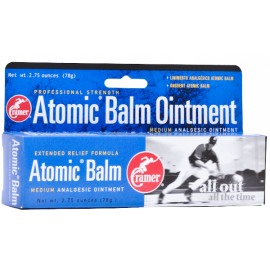 Cramer Atomic Balm Ointment 2.75 Oz Tube