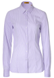 HUGO Endell Striped Blouse